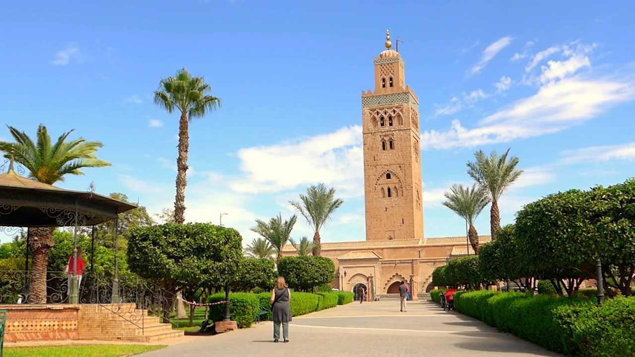 """Résultat de recherche d'images pour """"Mosquée Koutoubia"""""""